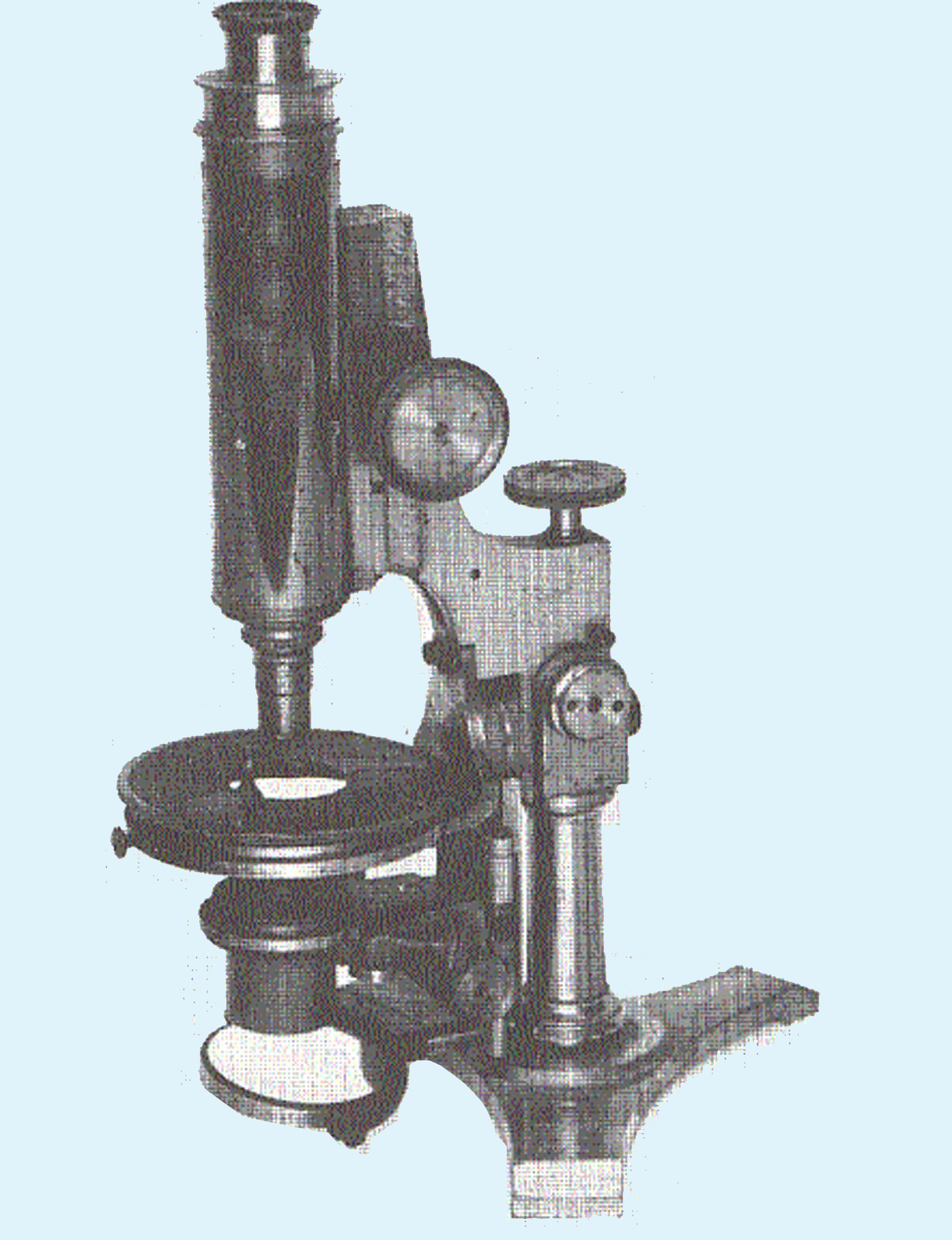 Bulloch Professional Microscope number 308