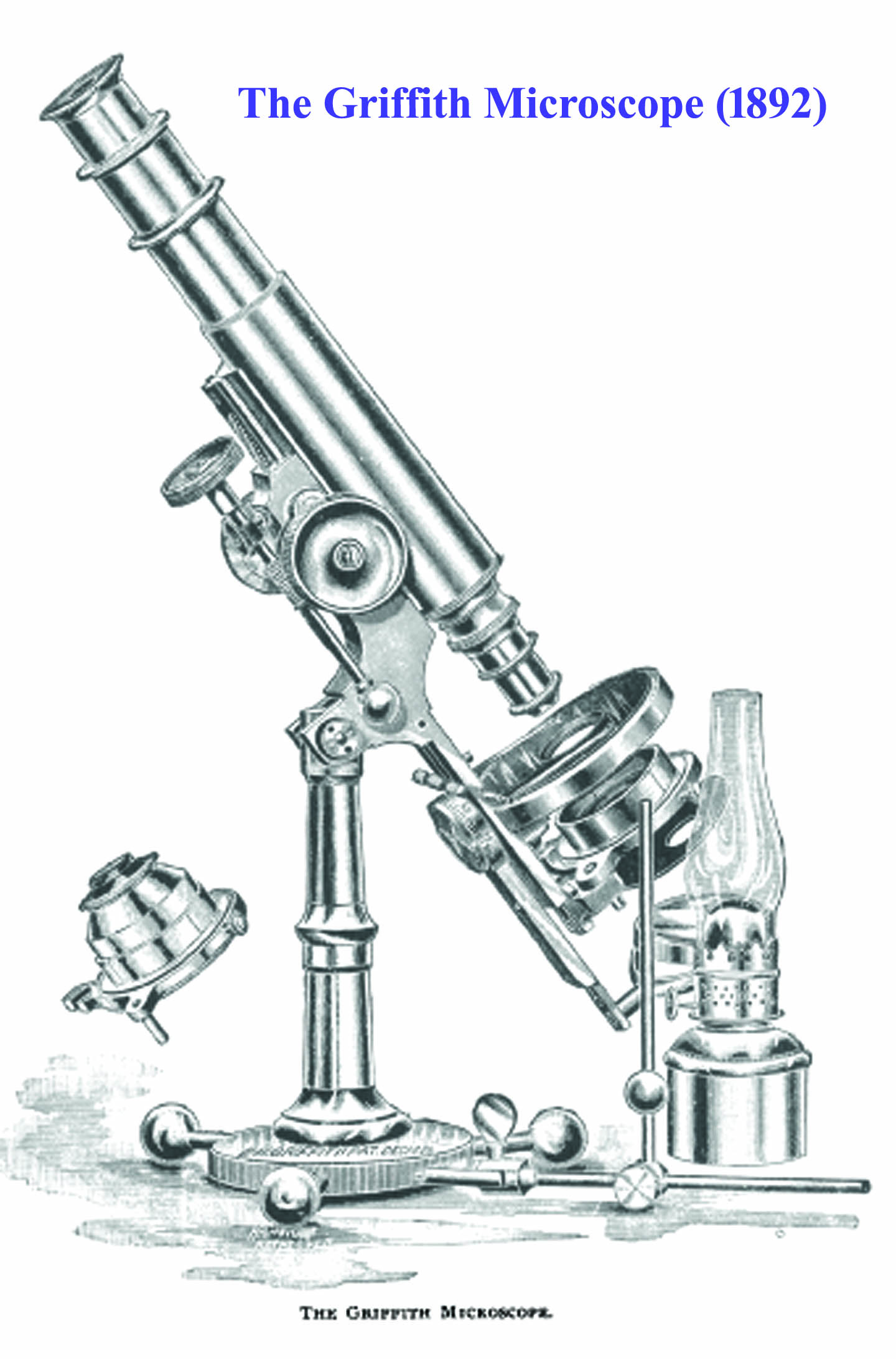 1892 Griffith Microscope