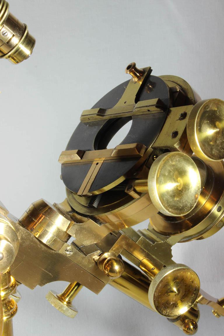 Wenham Radial Microscope by Ross