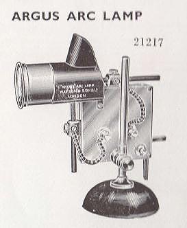 Watson Arc Lamp