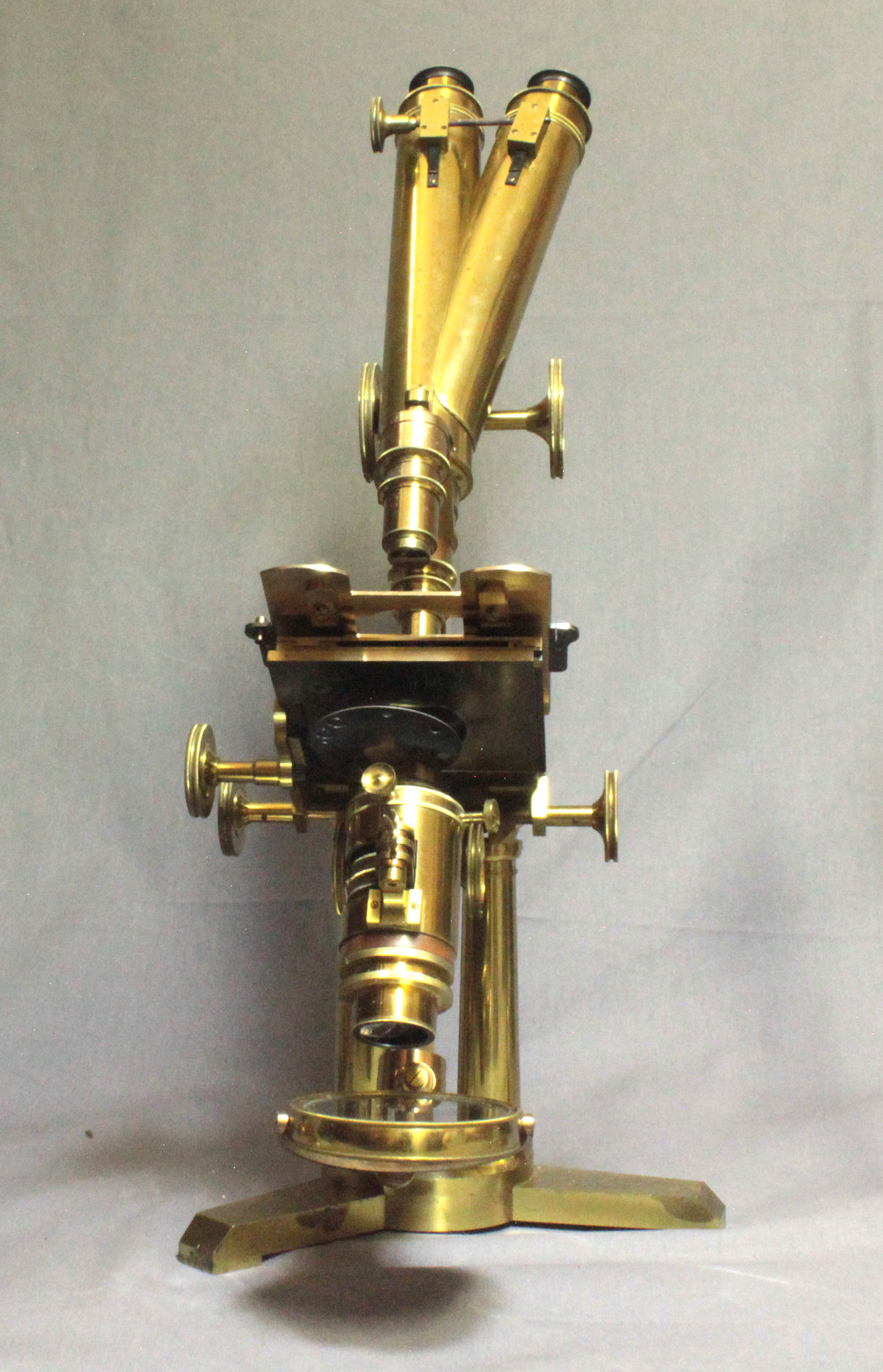 Smith & Beck Best No 1 microscope