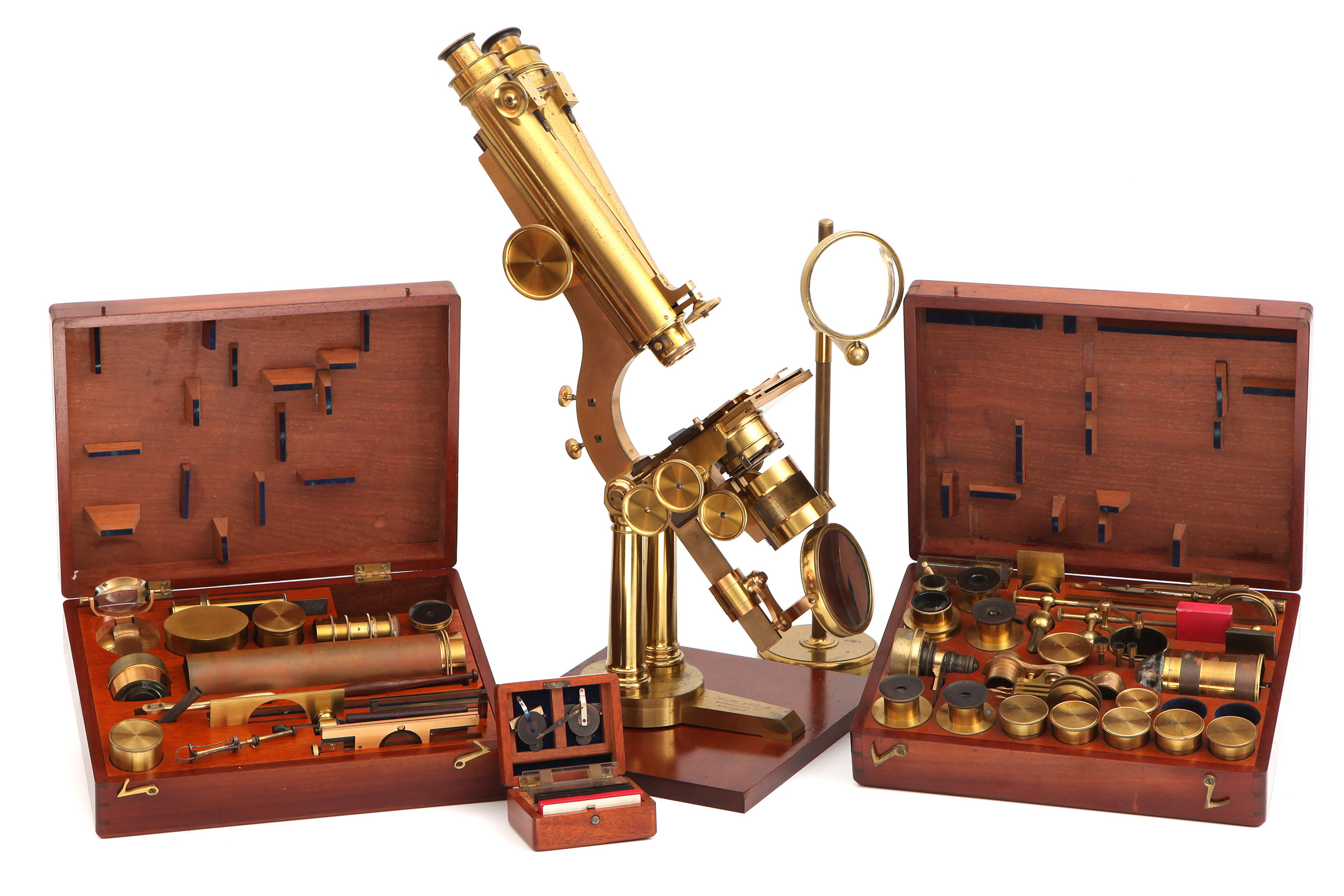 Smith and Beck Best No1 microscope